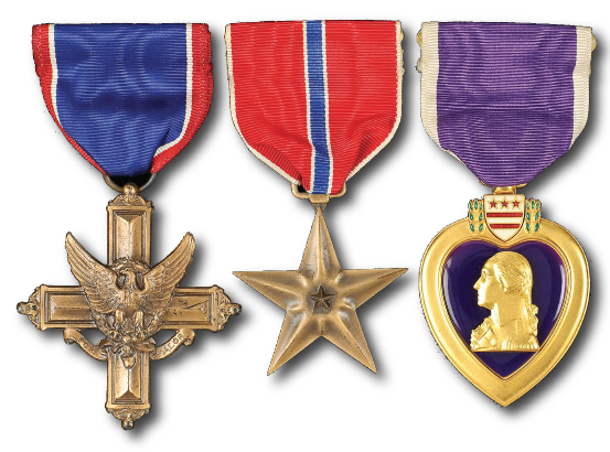 Medals drawing military medal. Orders society of america