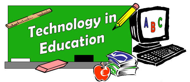 Education manqal hellenes co. Thought clipart educational technology picture free download