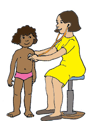 Medical clipart stethoscope. Images child at the