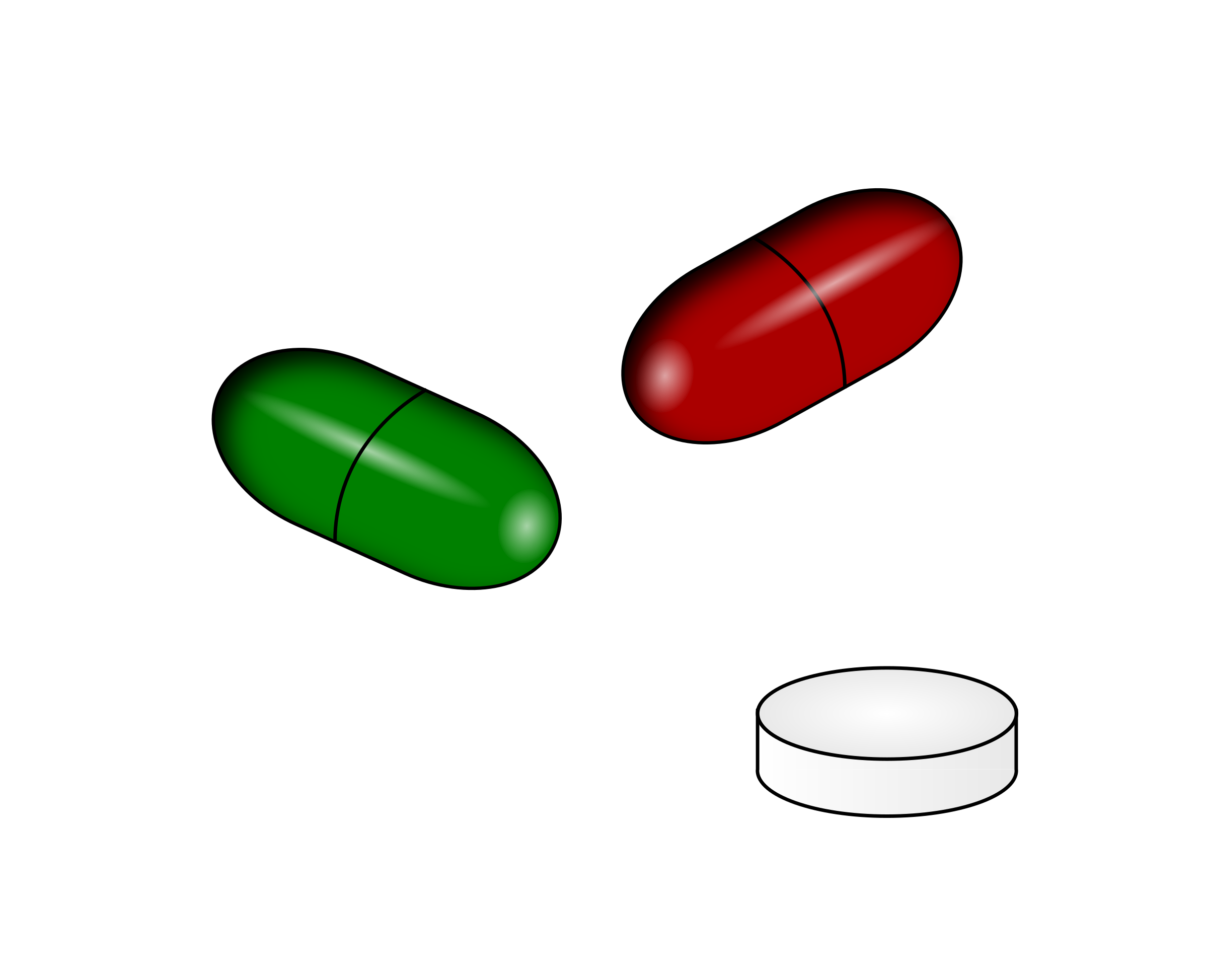 Medication transparent tablet. Pills icons png free