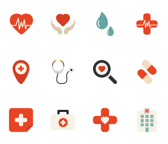 Medicine vector flat. The largest database of