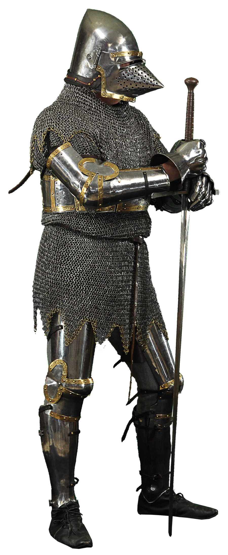 transparent knight backround