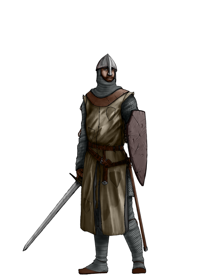 medieval army png
