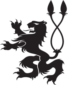 Lions for free download. Medieval clipart lion clipart download