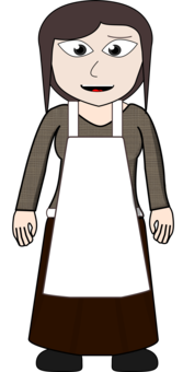 Medieval clipart villager. Computer icons download village