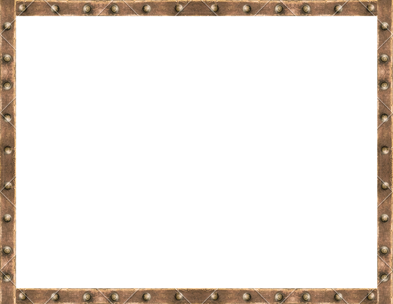 Medieval frame png. Style photos by canva