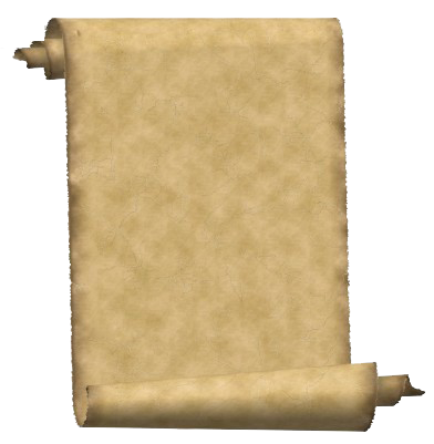 Medieval scroll png. Best photos of paper