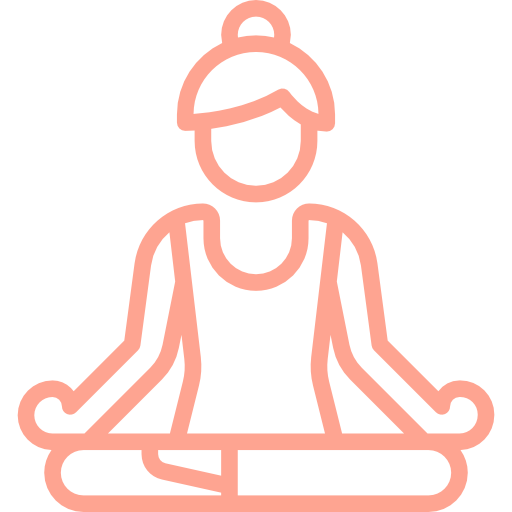 Meditation clipart peace mind. Free of icon download