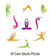 Yoga clipart. Clip art and stock image transparent library