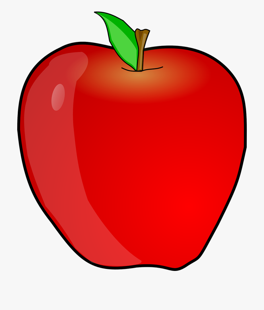 Medium apple. Download for free png