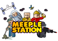 Meeple vector. Station the official wiki