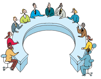 Meeting clipart background. Conference images gallery for