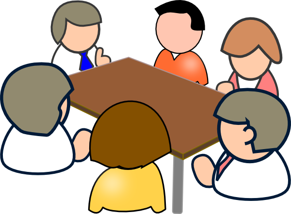 Parent clipart parent teacher conference. Meeting clip art at