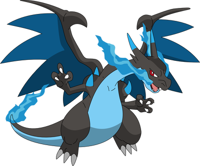 Charizard vector wallpaper pokemon. Mega x by