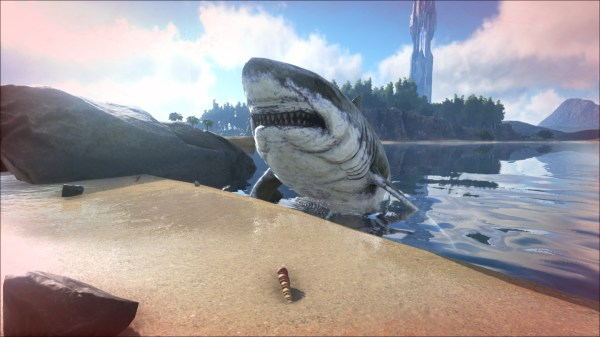 Megalodon ark png. Pictures and ideas
