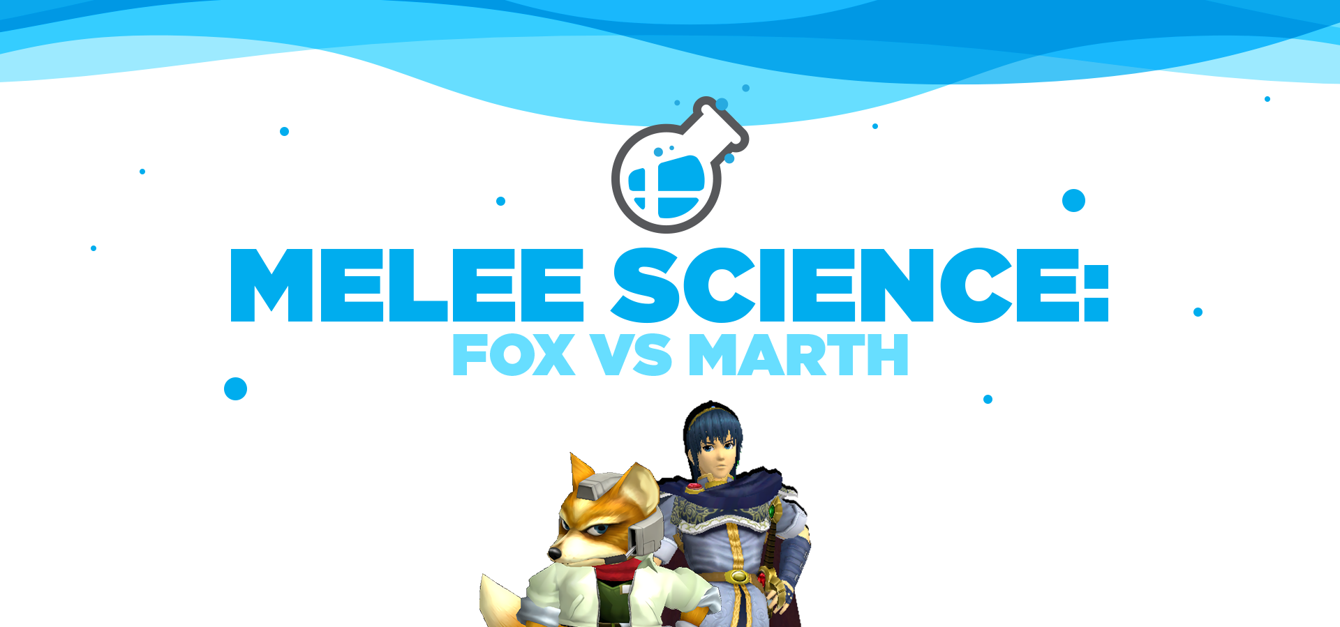 Melee success png. Science fox vs marth