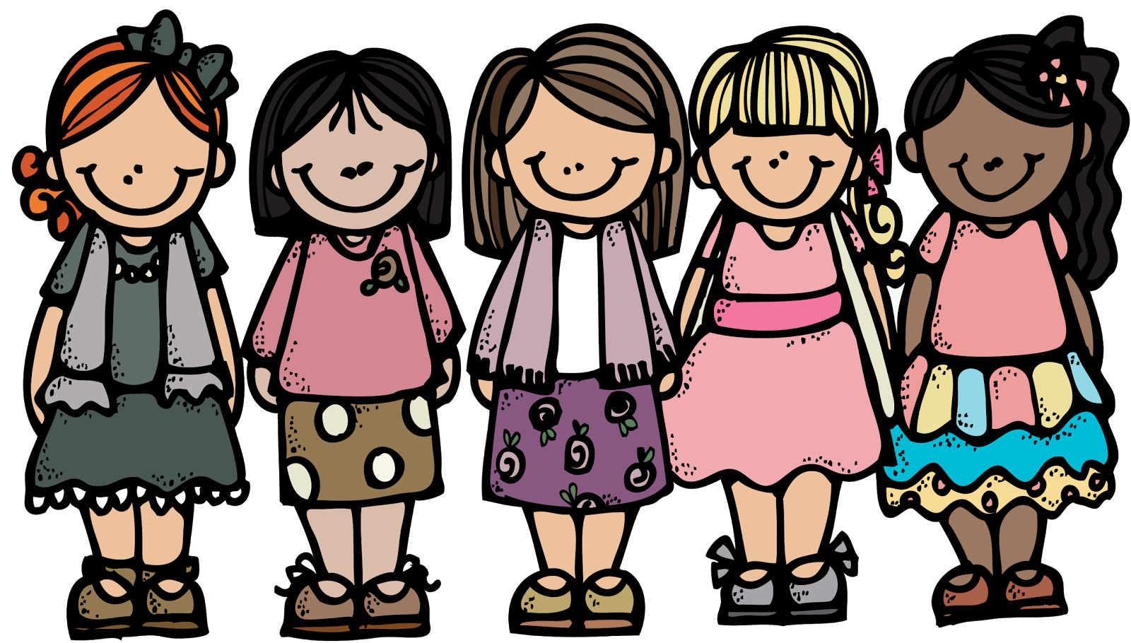 sisters clipart activity day