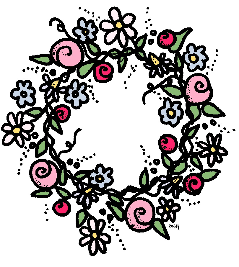 Melonheadz clipart may. Spring flowers yay