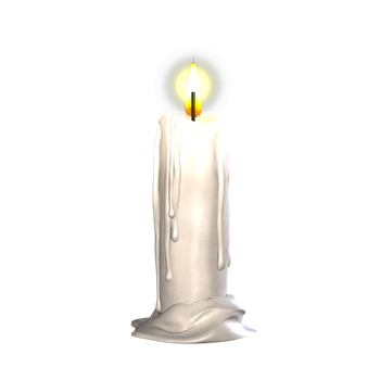 Melted candles png. Variedad favourites by hvnterx