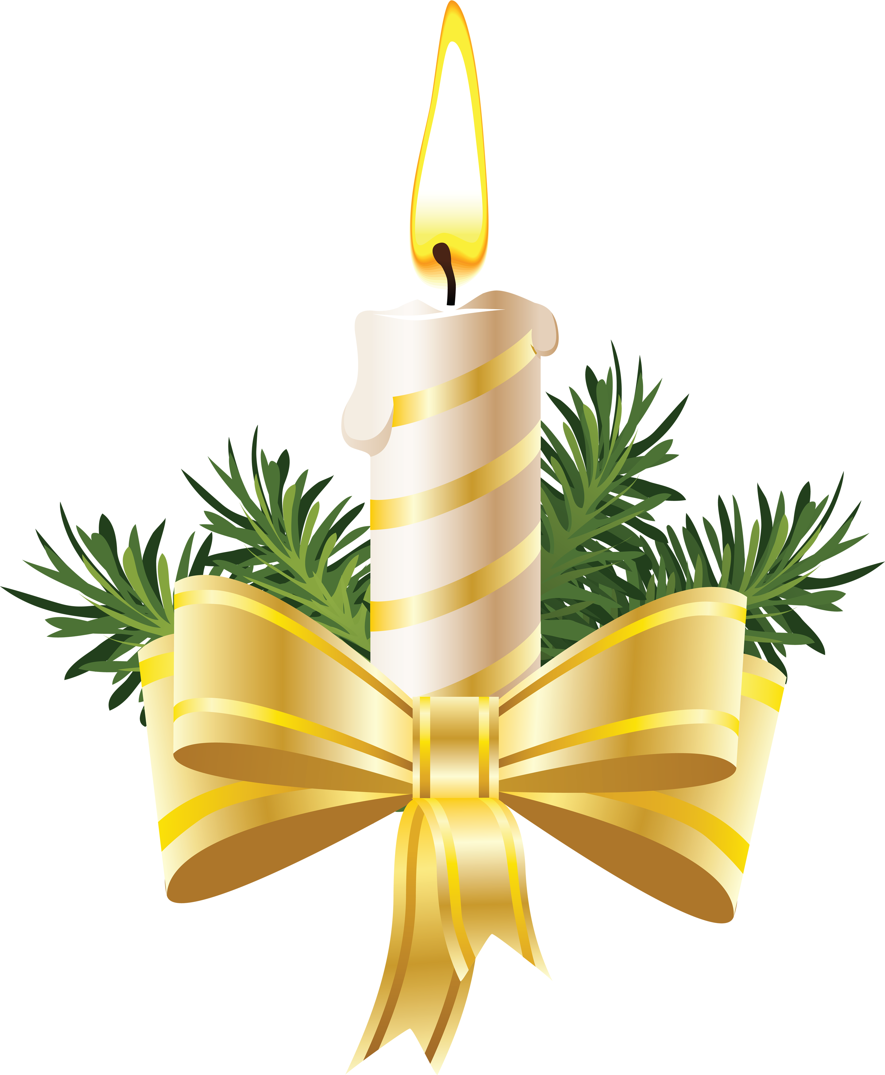 Transparent candles rip candle. Png image