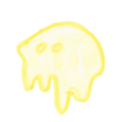 Melted cheese png. Line stickers store