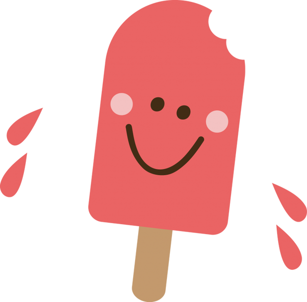 Melting popsicle png. Cartoon cartoonview co collection