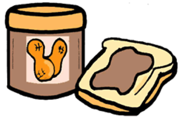 Peanut transparent cartoon. Spread png download
