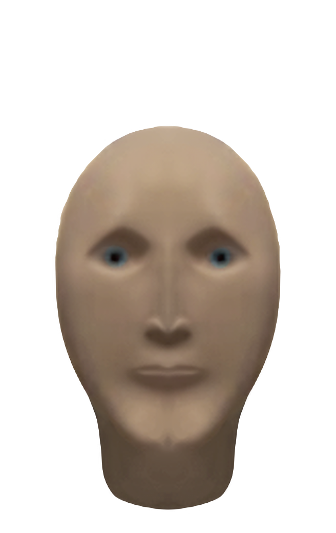 Succ transparent meme man. There will be c