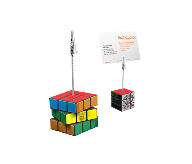 Memo clip. Rubik s advantrade supplies