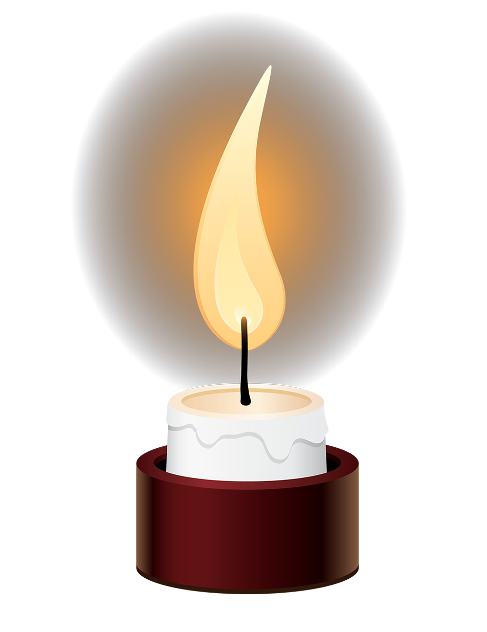 Memorial candles png. Lovewith george micheal