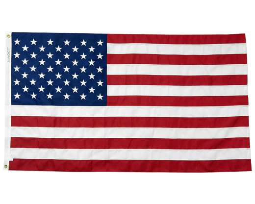 Memorial day flag png. Heavy duty polyester american