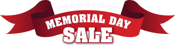 memorial day sale png