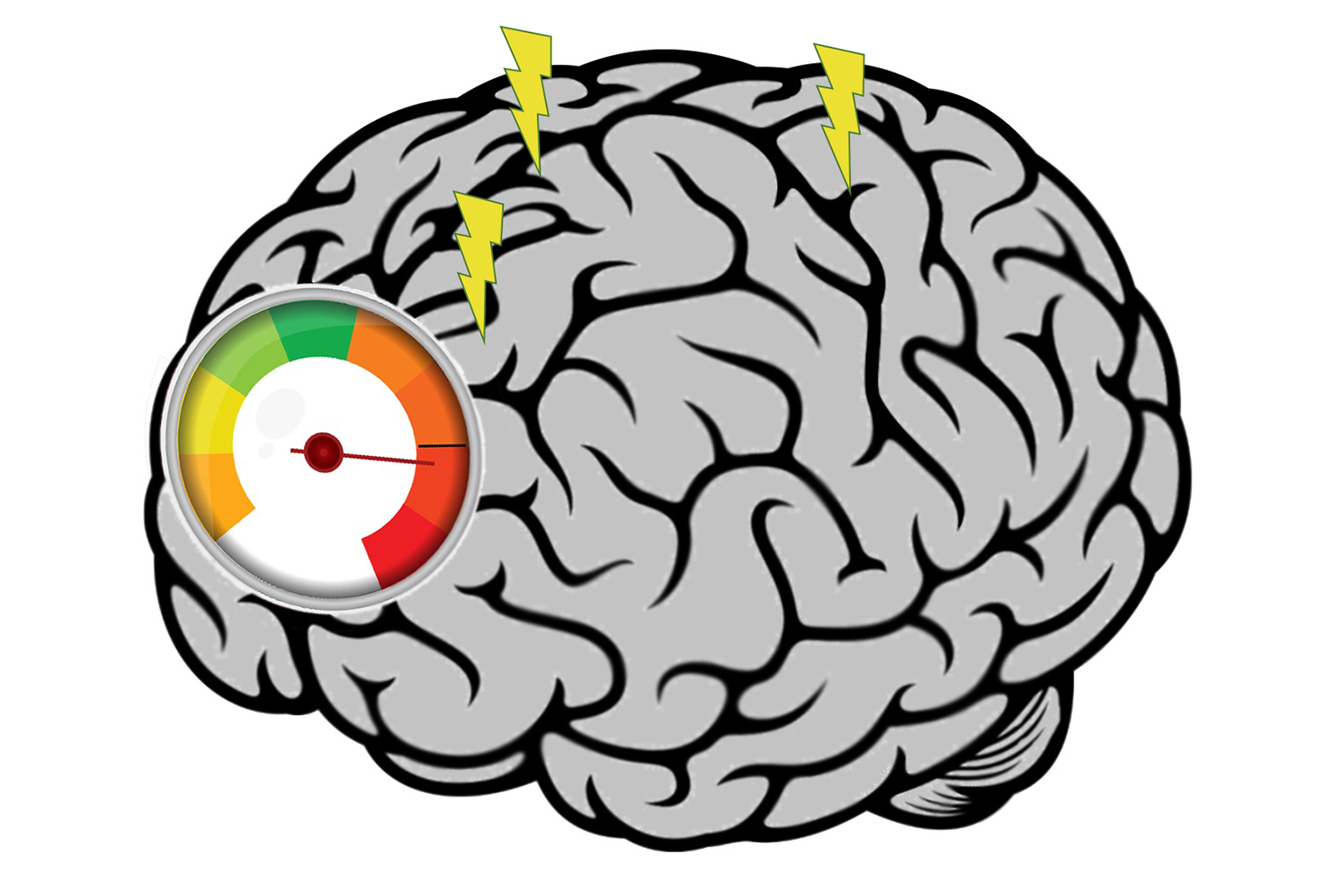 Memories clipart brain science. A heavy working memory