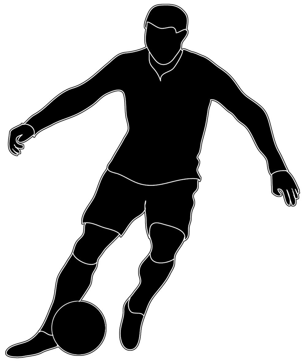 Athlete vector white background. Different kinds of sports
