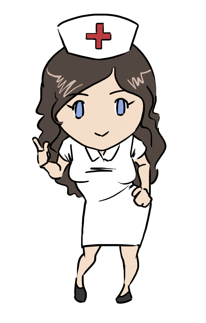 Nurse clipart patient history. Free to use public