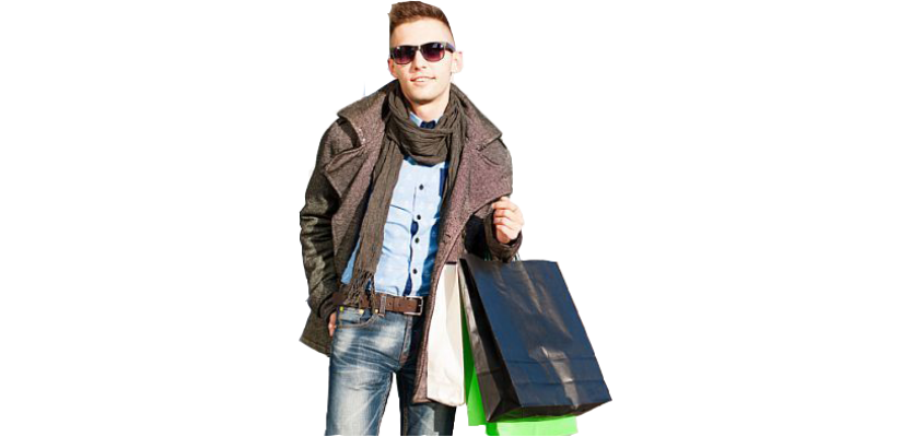 Men fashion png. The biggest trends from