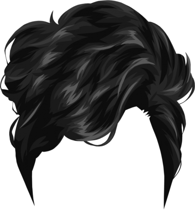 Men hair clipart png. Download hairstyles free transparent