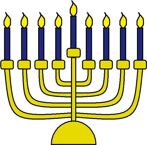 Download hd collection of. Menorah clipart png vector transparent