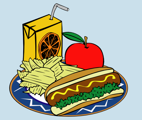 Chips clipart unhealthy food. Fast menu samples ff
