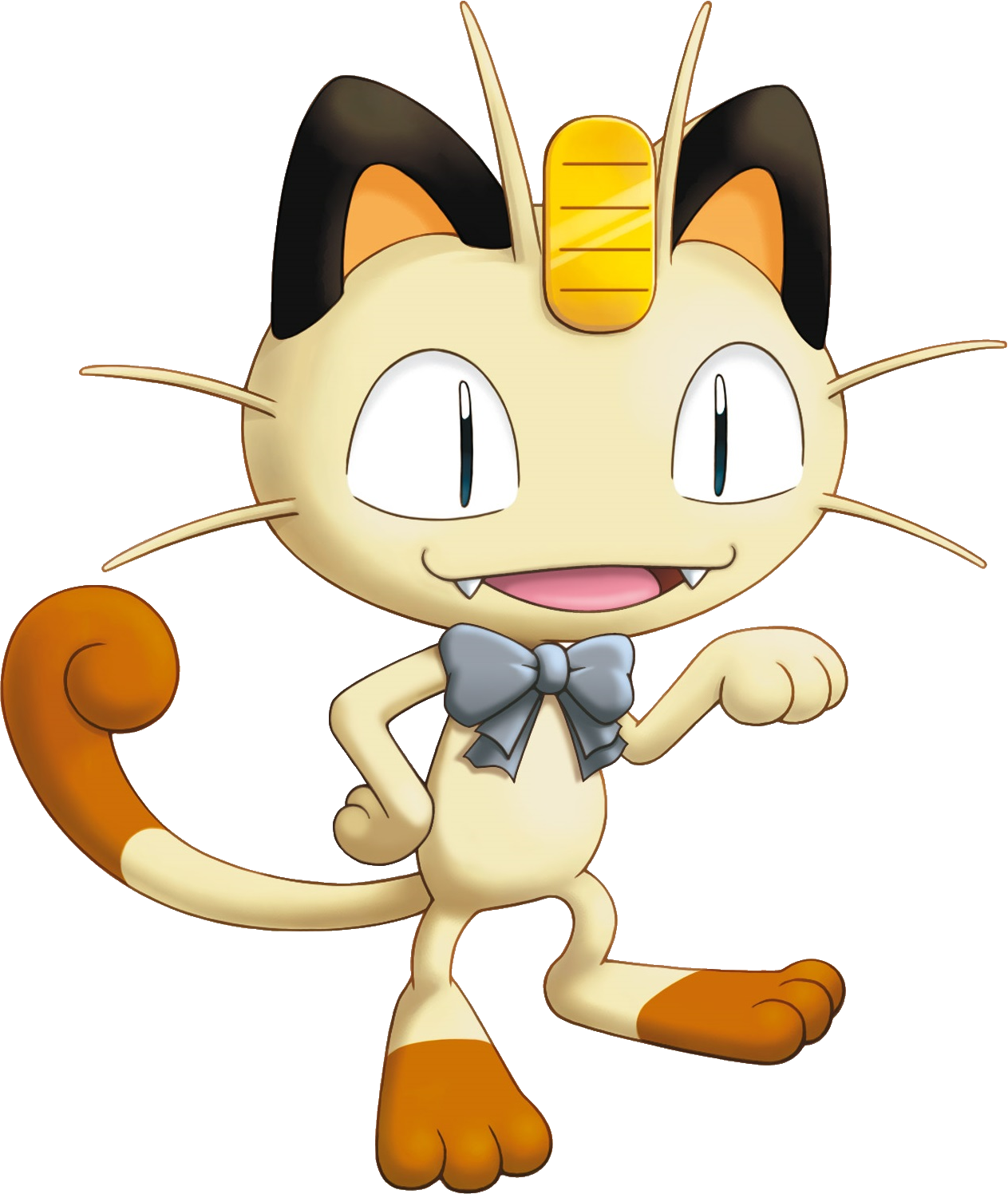 Meowth transparent pokemon mystery dungeon. Image explorers of sky