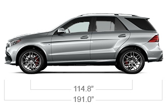 Mercedes drawing amg gt3. Gle s suv