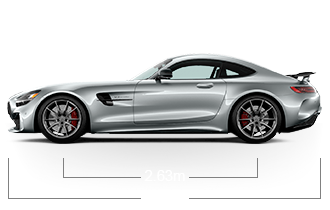 Mercedes drawing amg gt3. High performance gt