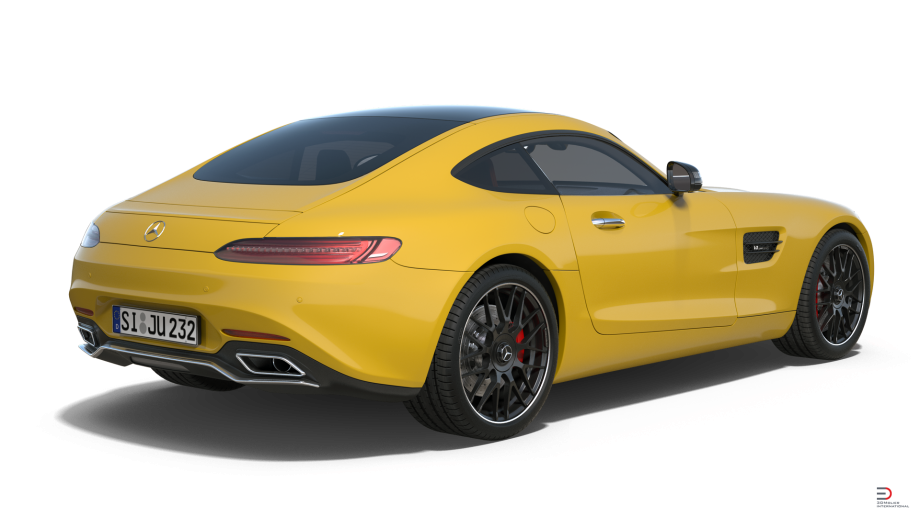 Mercedes drawing gtr. Benz amg gt d