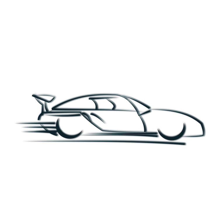 Mercedes drawing sports car. Computer icons benz c
