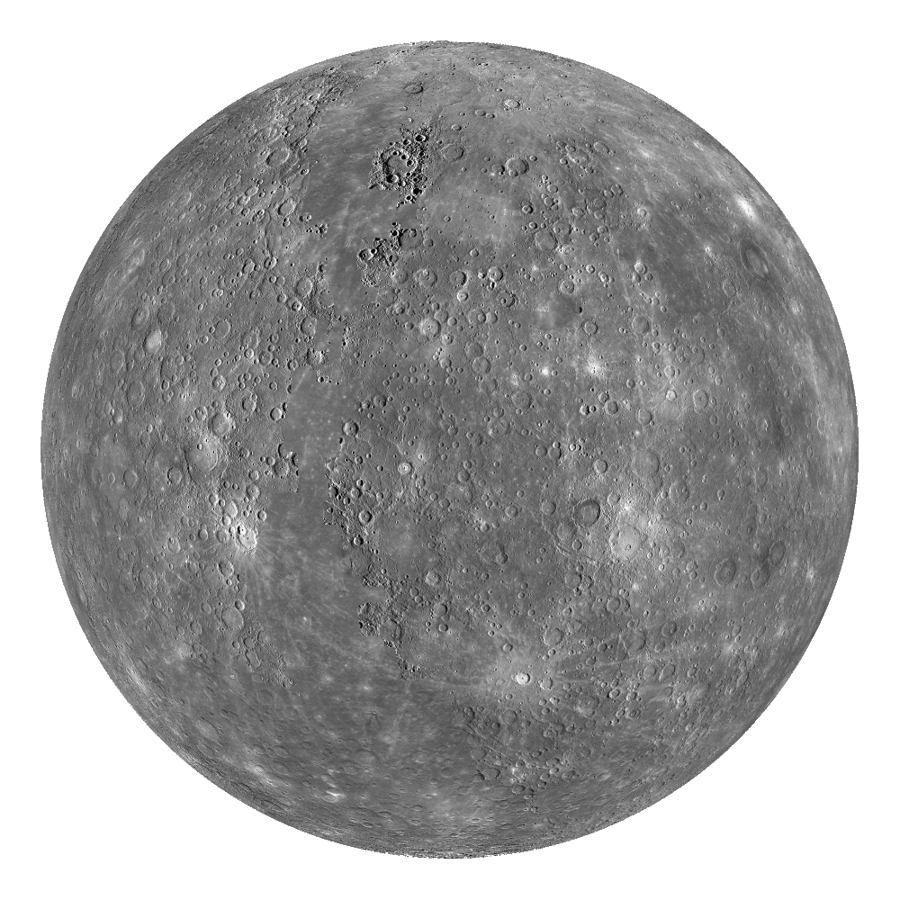 Mercury planet png. Discovery is the closest