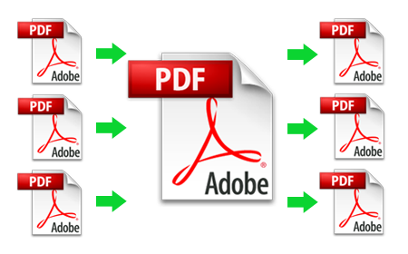 Merge png files into one. Download pdf split and