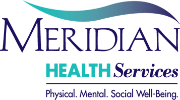 Meridian health plan logo png. Services home