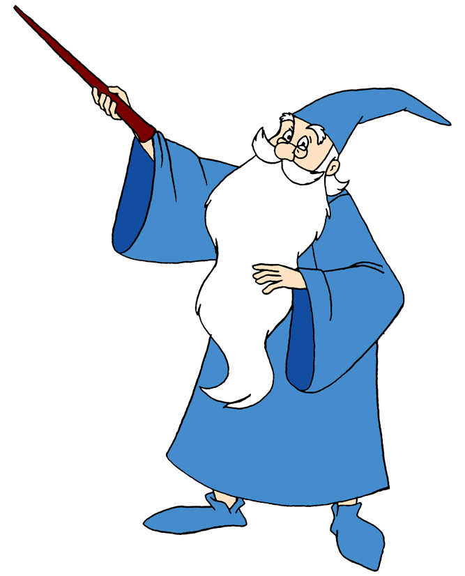 Wizard clip animation. Magic clipart merlin frames