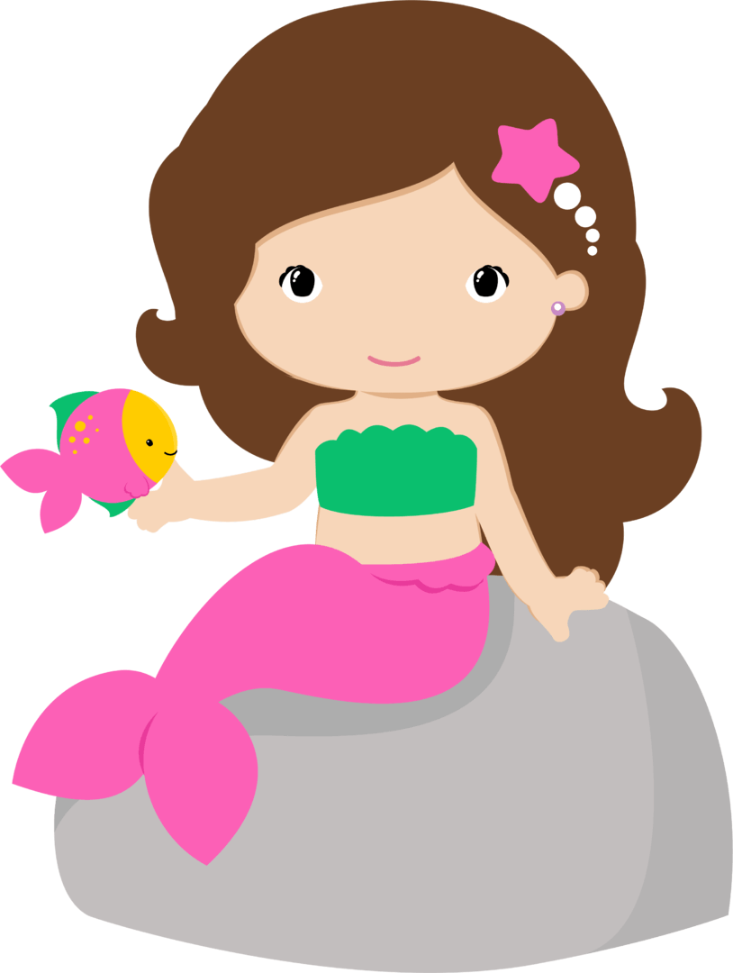 Mermaid clipart. Junction free