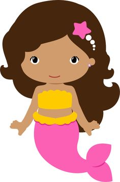 Mermaid clipart. Cartoon at getdrawings com